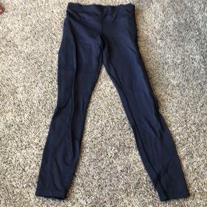 Lululemon fleece lined tights